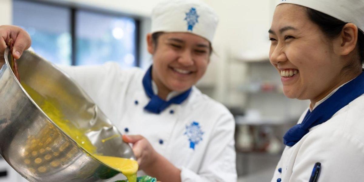 Học nghề đầu bếp tại trường Le cordon bleu ở Úc